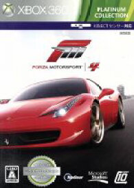 【中古】 Forza Motorsport 4 Xbox360 プラチナコレクション /Xbox360 【中古】afb