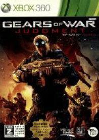 【中古】 GEARS OF WAR JUDGMENT /Xbox360 【中古】afb