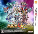 【中古】 スーパーロボット大戦UX /ニンテンドー3DS 【中古】afb