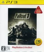 【中古】 Fallout 3 PlayStation3 the Best /PS3 【中古】afb