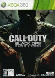 【中古】 コール オブ デューティ ブラックオプス(字幕版) /Xbox360 【中古】afb
