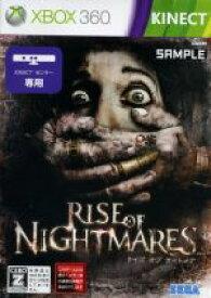 【中古】 RISE OF NIGHTMARES /Xbox360 【中古】afb