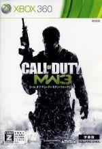 【中古】 コール オブ デューティ モダン・ウォーフェア3(字幕版) /Xbox360 【中古】afb