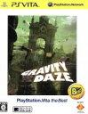 【中古】 GRAVITY DAZE 重力的眩暈:上層への帰還において、彼女の内宇宙に生じた摂動 PlayStationVita the Best /PSVITA...
