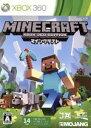 【中古】 Minecraft:Xbox360 Edition /Xbox360 【中古】afb