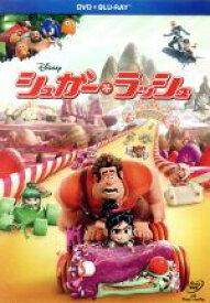【中古】 シュガー・ラッシュ DVD+ブルーレイセット(Blu−ray Disc) /(ディズニー) 【中古】afb