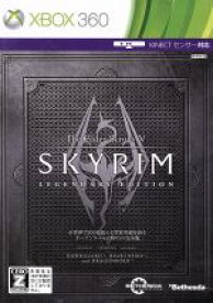 【中古】 The Elder Scrolls V:Skyrim Legendary Edition /Xbox360 【中古】afb