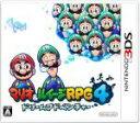 【中古】 マリオ&ルイージRPG4 ドリームアドベンチャー /ニンテンドー3DS 【中古】afb