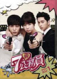 【中古】 7級公務員 DVD−BOX1 /チュウォン,チェ・ガンヒ,チャンソン 【中古】afb