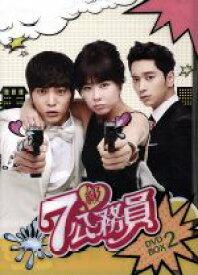 【中古】 7級公務員 DVD−BOX2 /チュウォン,チェ・ガンヒ,チャンソン 【中古】afb