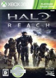 【中古】 Halo:Reach Xbox 360 プラチナコレクション /Xbox360 【中古】afb