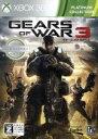 【中古】 GEARS OF WAR 3 Xbox360 プラチナコレクション /Xbox360 【中古】afb