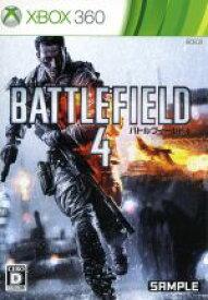 【中古】 バトルフィールド4 /Xbox360 【中古】afb
