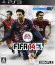【中古】 FIFA14 ワールドクラス サッカー /PS3 【中古】afb