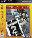 【中古】 スケート2(日本語版)+スケート3(英語版) EA BEST HITS ダブルバリューパック /PS3 【中古】afb