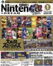 【中古】 Nintendo DREAM(vol.297 2019年1月号) 月刊誌/徳間書店 【中古】afb