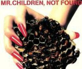 【中古】 NOT FOUND /Mr.Children 【中古】afb