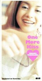 【中古】 【8cm】One More Kiss/ふたりのイエスタデイ /吉川ひなの 【中古】afb