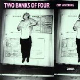 【中古】 CITY WATCHING /TwoBanksofFou 【中古】afb