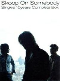 【中古】 Singles 10years Complete Box(DVD付) /Skoop On Somebody 【中古】afb