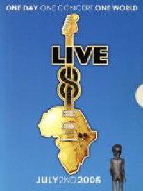 【中古】 LIVE8(初回) /(オムニバス),ポール・マッカートニー,U2,ピンク・フロイド,コールドプレイ,マドンナ,ザ・フー,ビョーク 【中古】afb