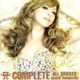 【中古】 A COMPLETE〜ALL SINGLES〜(DVD付) /浜崎あゆみ 【中古】afb
