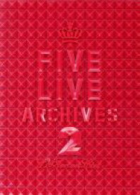 【中古】 FIVE LIVE ARCHIVES 2 /L'Arc〜en〜Ciel 【中古】afb