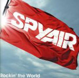 【中古】 Rockin' the World(初回生産限定盤B) /SPYAIR 【中古】afb