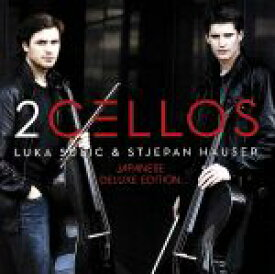 【中古】 2CELLOS Japanese Deluxe Edition /2Cellos 【中古】afb