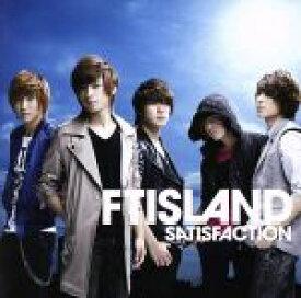 【中古】 SATISFACTION(初回限定盤B)(DVD付) /FTISLAND 【中古】afb