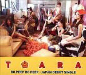 【中古】 Bo Peep Bo Peep(初回限定盤A)(紙ジャケット仕様)(DVD付) /T−ARA 【中古】afb