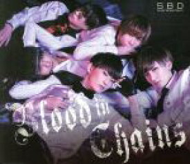 【中古】 Blood in Chains(Type−A) /Super Break Dawn 【中古】afb