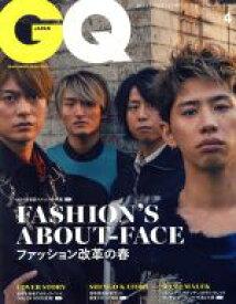 【中古】 GQ JAPAN(4 2019 April No.188) 月刊誌/プレジデント社 【中古】afb