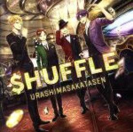 【中古】 $HUFFLE(初回限定盤B)(DVD付) /浦島坂田船 【中古】afb