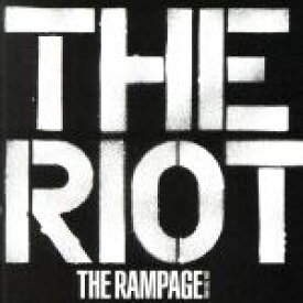 【中古】 THE RIOT(2DVD付) /THE RAMPAGE from EXILE TRIBE 【中古】afb