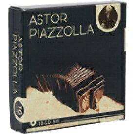【中古】 【輸入盤】Astor Piazzolla BOX(10CD) /アストル・ピアソラ 【中古】afb