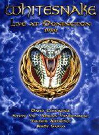 【中古】 ライヴ・アット・ドニントン1990−デラックス・エディション /ホワイトスネイク 【中古】afb