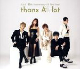 【中古】 AAA 15th Anniversary All Time Best −thanx AAA lot−(通常盤) /AAA 【中古】afb