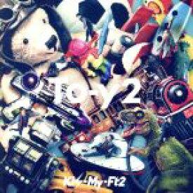 【中古】 To−y2(初回盤B)(DVD付) /Kis−My−Ft2 【中古】afb