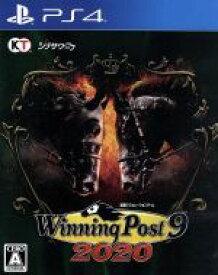 【中古】 ウイニングポスト9 2020 /PS4 【中古】afb
