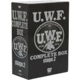 【中古】 U.W.F.COMPLETE BOX stage.2 /U.W.F. 【中古】afb
