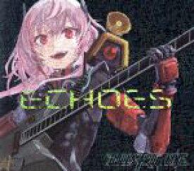 【中古】 ドールズフロントライン:Character Songs Collection「ECHOES」(初回限定盤)(Blu−ray Disc付) /ドールズフ 【中古】afb
