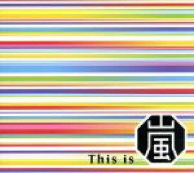 【中古】 This is 嵐(初回限定盤)(2CD+DVD) /嵐 【中古】afb