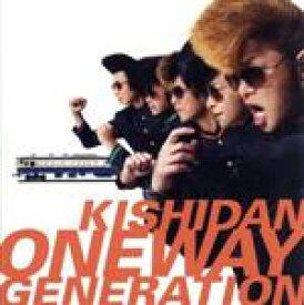 【中古】 Oneway Generation(DVD付) /氣志團 【中古】afb