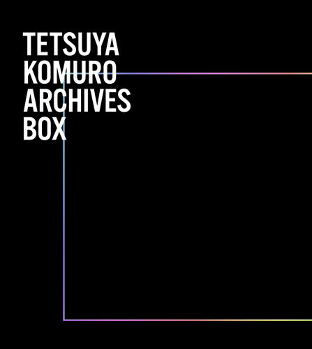 [送料無料]【小室哲哉CD-BOX】TETSUYA KOMURO ARCHIVES BOX(T盤AL4枚+K盤AL4枚+Bonus Disc)