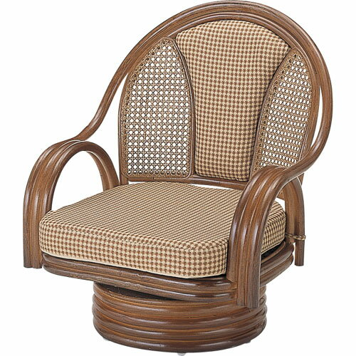 送料無料 籐回転座椅子 ミドル s532b 籐家具 籐 ラタン家具 ラタン 椅子 イス いす チェアー チェア 座椅子 回転式座椅子 籐の椅子 籐回転椅子 回転 回転式椅子 回転チェア 回転いす 回転イス ラタンチェア パーソナルチェア アームチェア 肘掛け椅子 一人掛け椅子