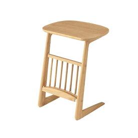 サイドテーブル 木製 シンプル ヘンリー テーブル 机 つくえ ソファサイドテーブル ベッドサイドテーブル ナイトテーブル 収納付き 収納 ノートパソコンラック ノートパソコンテーブル ミニテーブル 天然木 引出し マガジンラック 新聞ラック 木製サイドテーブル hot-535na