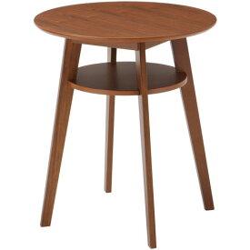 カフェテーブル ディオーネ 直径60cm ソファテーブル ナイトテーブル ベッドサイドテーブル ミニテーブル オシャレ ソファーテーブル カフェテーブル コーヒーテーブル おしゃれ 木製