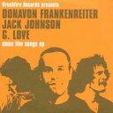USED【送料無料】Some Live Songs [Audio CD] Donavon Frankenreiter / Jack Johnson / G. Love