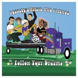 送料無料【中古】Follow Your Dreams [Audio CD] Russell Batiste And Friends